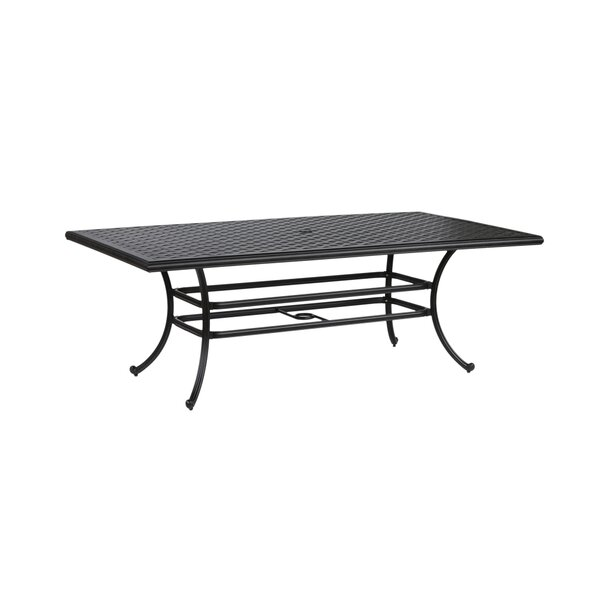 Lehmann Rectangle Dining Table by Three Posts