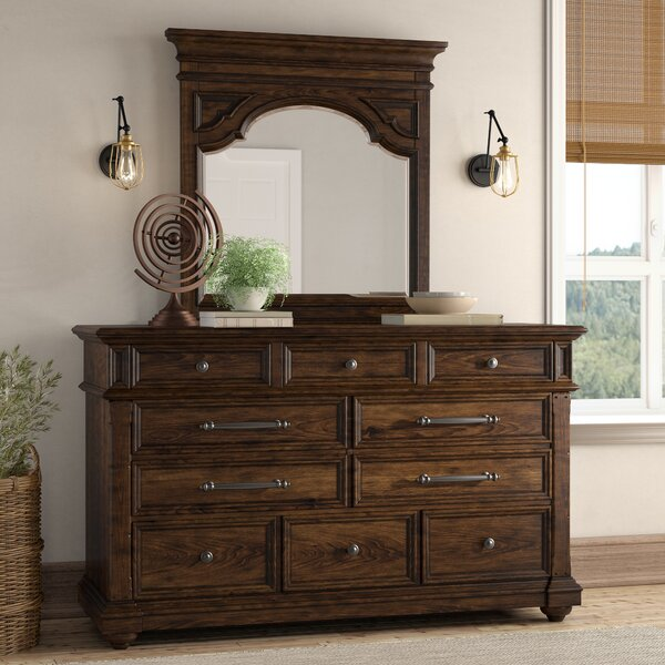 Dimas 8 Drawer Dresser by Birch Lane™ Heritage