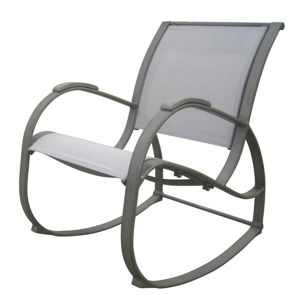 Newport Beach Rocking Chair by Panama Jack Outdoor