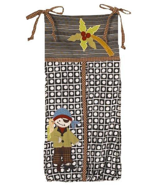 Pirates Cove Diaper Stacker by Cotton Tale