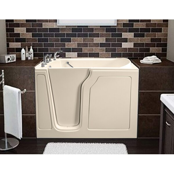 Dignity 48 x 28 Air Jetted Walk-In Bathtub by A+ Walk-In Tubs