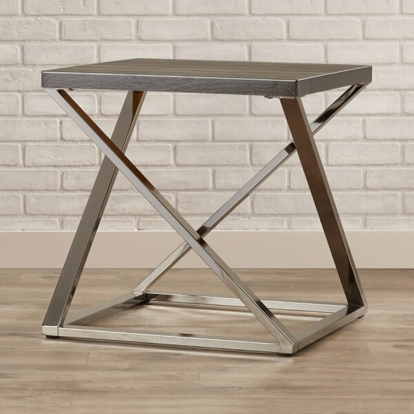 Mauer End Table By Brayden Studio