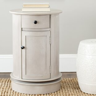 Tufts Swivel End Table