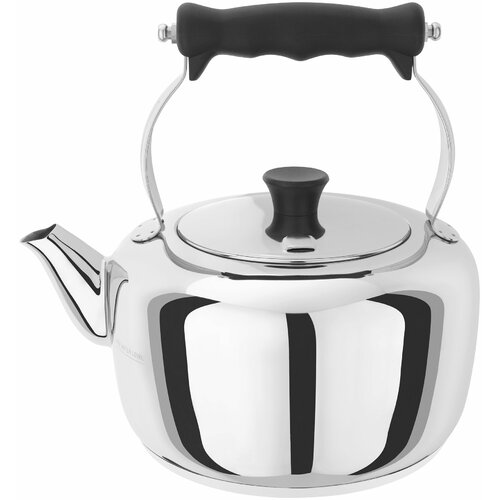 Traditional Stainless Steel Stovetop Kettle Stellar