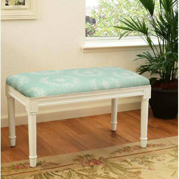 Westling Bee Wood Bench by Ophelia & Co. Ophelia & Co.