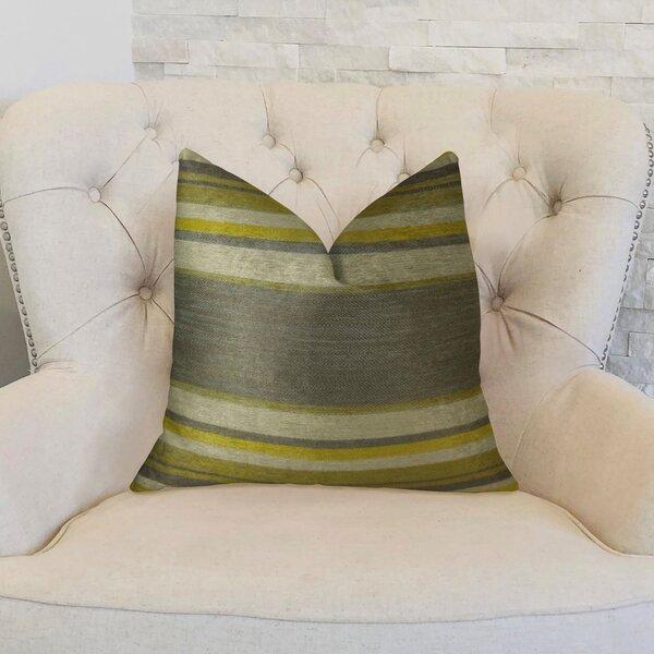 Ocosingo Zest Double Sided Throw Pillow by Plutus Brands