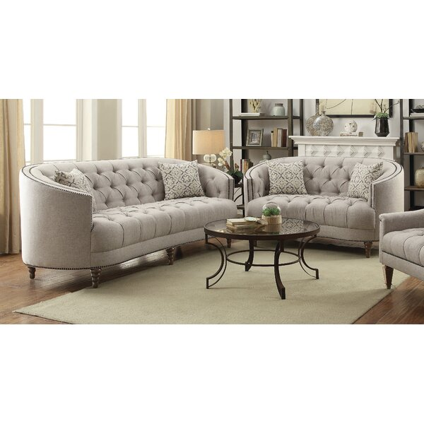 Lenum 2 Piece Living Room Set by Rosdorf Park