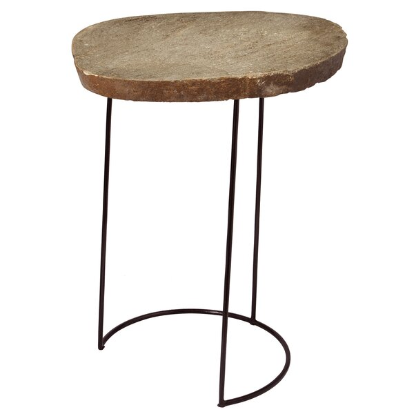 Gardner End Table by Williston Forge