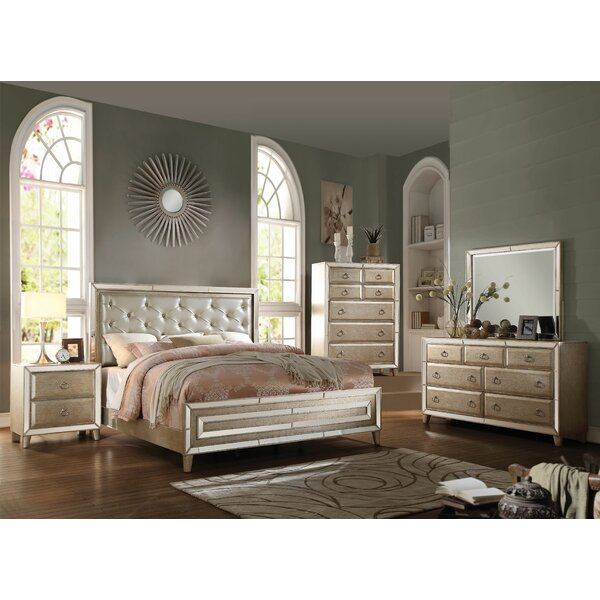 Emanuel Panel Configurable Bedroom Set by Rosdorf Park