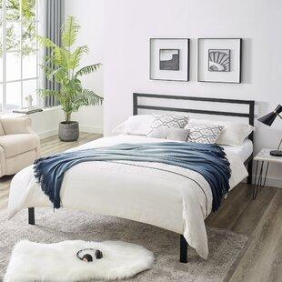Karlsefni Metal Platform Bed by Winston Porter
