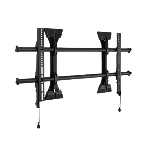 Large Fusion Micro-Adjustable Display Wall Mount Fixed for Greater than 50 Flat Panel Screens by Chief Manufacturing
