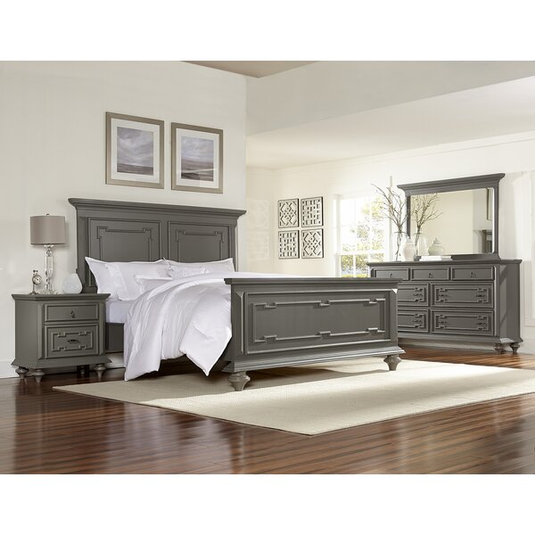 Alstrom Panel Configurable Bedroom Set by World Menagerie