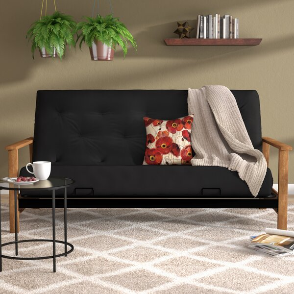 Gordon 6 Foam Futon Mattress by Red Barrel Studio