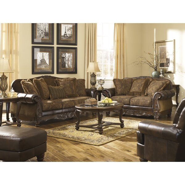 Taj Configurable Living Room Set by Astoria Grand