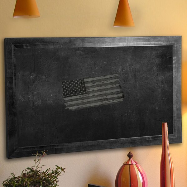 Wall Mounted Chalkboard by Rayne Mirrors