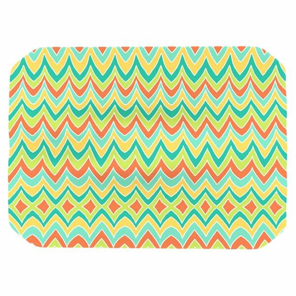 Bright and Bold Placemat by KESS InHouse