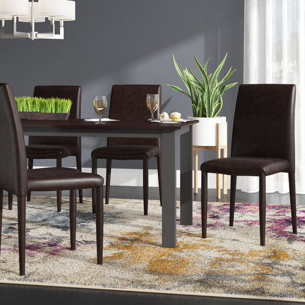 Cindy Side Chair Set (Set of 4) by Zipcode Design