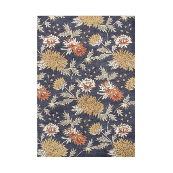 Yamhill Hand-Tufted Orion Blue Area Rug by The Conestoga Trading Co.