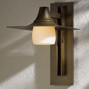 Savings Hood Outdoor Wall Lantern By Hubbardton Forge