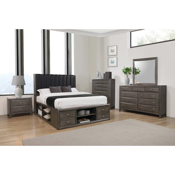Phoenix Configurable Bedroom Set By Red Barrel Studio