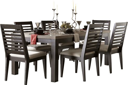 Riverdale 7 Piece Dining Set by Wade Logan
