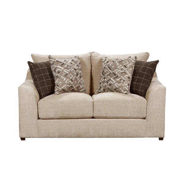 Callahan Loveseat by 17 Stories