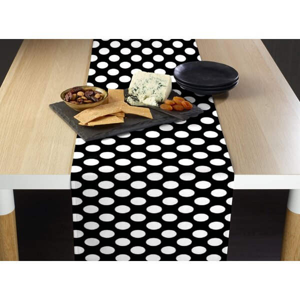 Mccollom Dot Milliken Signature Table Runner by Latitude Run