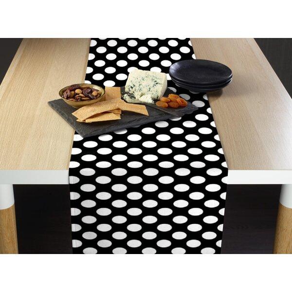 Mccollom Dot Milliken Signature Table Runner by Latitude Run