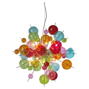 Multi coloured chandeliers wayfair save to idea board aloadofball Images
