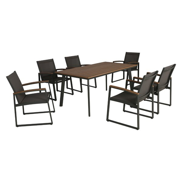 Askew 7 Piece Dining Set by Williston Forge