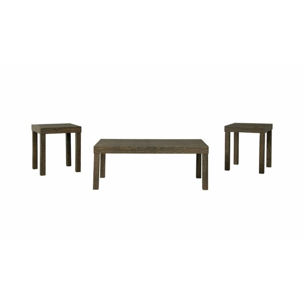 Riverside Drive 3 Piece Coffee Table Set by Millwood Pines