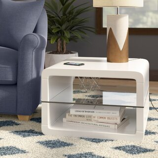 Albano End Table by Latitude Run SKU:DE445052 Guide