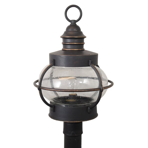 Fynn 1-Light Lantern Head by Alcott Hill