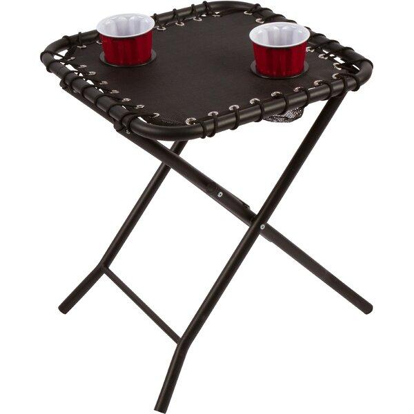 Harrigan Plastic/Resin Side Table by Symple Stuff