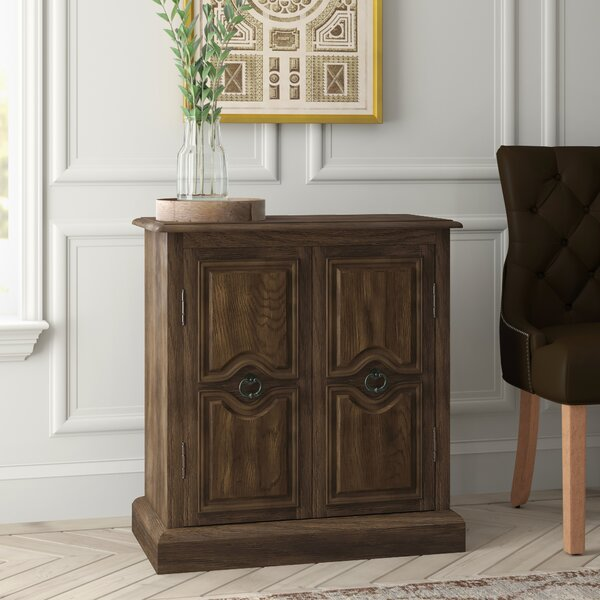 Briarcliff Carved 2 Door Accent Cabinet By Greyleigh