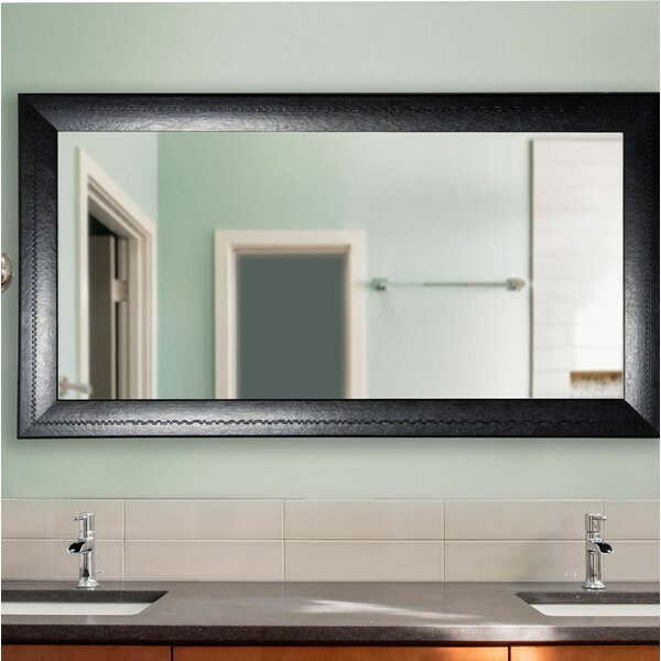 Stitched Bathroom/Vanity Mirror by Rayne Mirrors