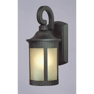 Compare & Buy Castle Inn 1 Light Outdoor Wall Lantern By Westinghouse Lighting