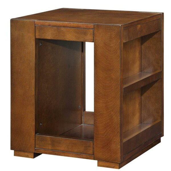 Bunce End Table by Winston Porter