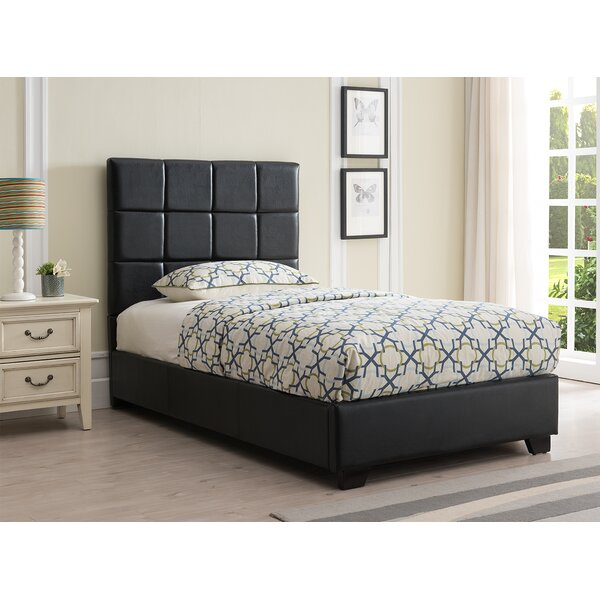 Middlebrook Twin Upholstered Platform Bed by Orren Ellis