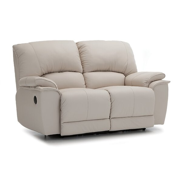 Weekend Promotions Dallin Reclining Loveseat by Palliser Furniture by Palliser Furniture