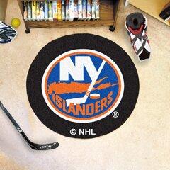 NHL - New York Islanders Puck Doormat by FANMATS