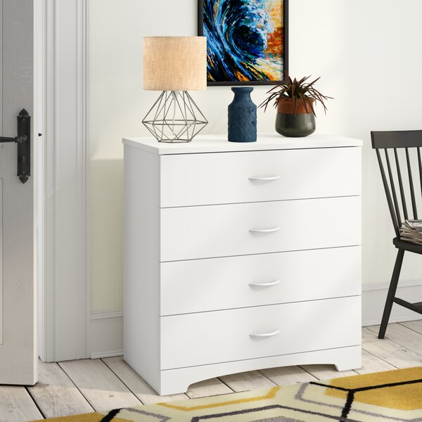 Step One 4 Drawer Dresser Chest by South Shore