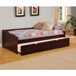 Timmins Platform Twin Daybed with Trundle