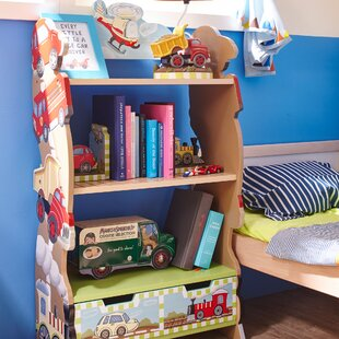 Find the perfect Transportation 41 Bookshelf ByFantasy Fields