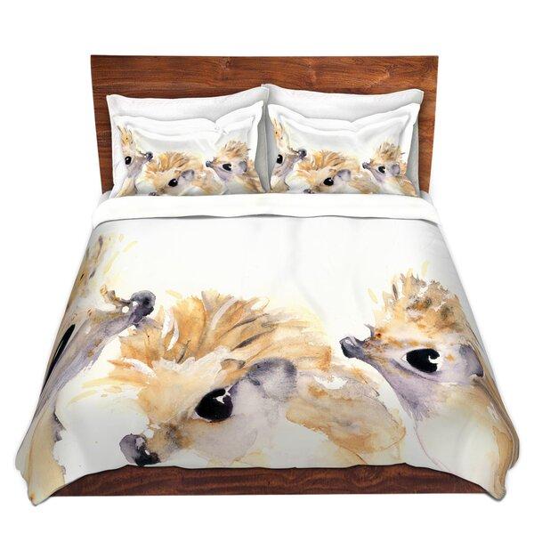 Hedgehogs Duvet Cover Set
