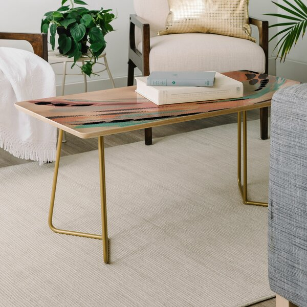 Laura Fedorowicz Eyes on Me Coffee Table by East Urban Home East Urban Home