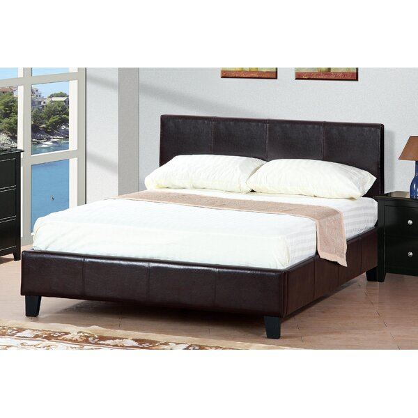 Lorimer Queen Upholstered Platform Bed by Latitude Run