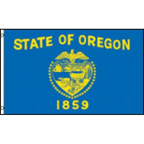 Oregon State Traditional Flag by NeoPlex