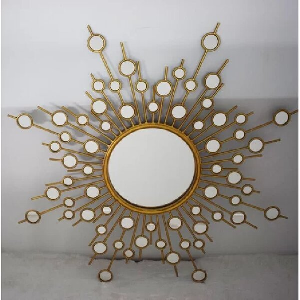 Binette Starfish Accent Mirror by Mercer41