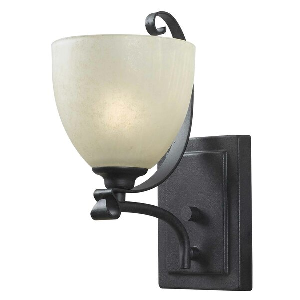 Austin 1-Light Armed Sconce by Wildon Home ®
